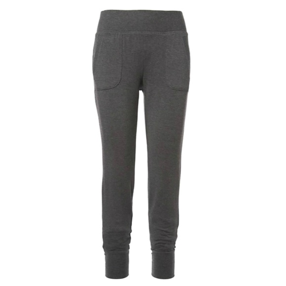 619bfeeb2d16f Athleta Pants - Athleta Restore Jogger Pants Charcoal Grey Size S